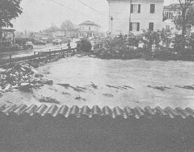 Il 7 ottobre 1977 la piena dell'Ossona e della Bormida che devastò Tortonese e Ovadese