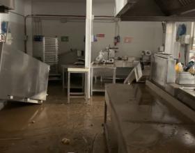 """Alla Camst di Ovada acqua e fango hanno distrutto tutto: """"Danni enormi"""""""