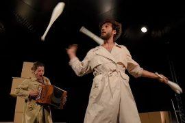 La compagnia francese Soralino a Mon Circo