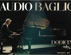 """""""Dodici note solo"""" : Claudio Baglioni ad Asti"""