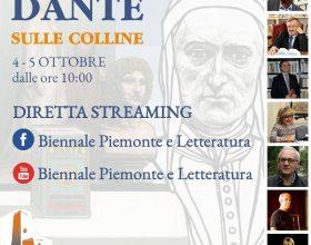 """""""Dante sulle colline"""" il 4 e 5 ottobre a Villa Groppella a Valenza"""