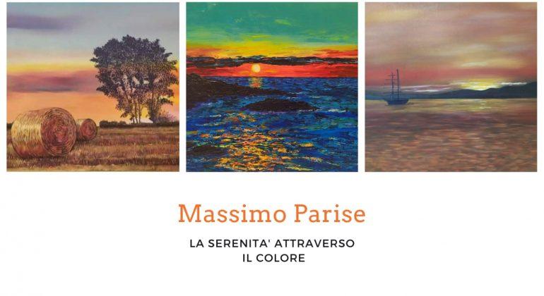 """Dal 18 ottobre al Bar Alessandrino la mostra """"La serenità attraverso il colore"""""""