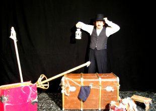 """Il 30 ottobre al Teatro Soms di Bistagno """"La soffitta stregata"""""""