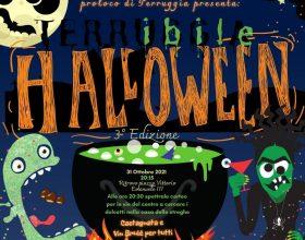 Il 31 ottobre corteo spettrale e castagnata a Terruggia per la Notte di Halloween