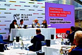 Perle d'Oltrepò: la masterclass del C.T.V.O.P. apre Milano Wine Week