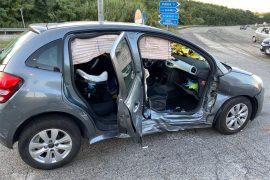 Sulla SS 494 a Valenza un nuovo incidente tra due auto: coinvolta anche una donna con i due fratellini