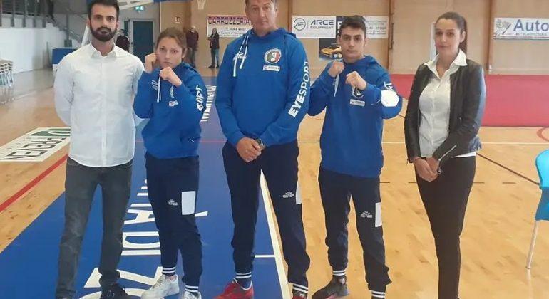 Accademia Wushu Sanda Alessandria: due podi ai campionati italiani con Testardini e Foco