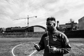 Colpo di scena alla Valenzana Mado: esonerato mister Vecchio, in panchina torna Luca Pellegrini