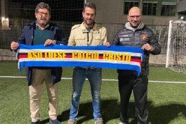 Marco Tagliafico nuovo direttore sportivo della Luese Calcio Cristo