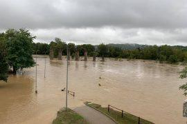 Allerta meteo: la situazione dei fiumi in provincia di Alessandria