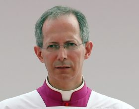 Monsignor Guido Marini è stato ordinato vescovo della Diocesi di Tortona