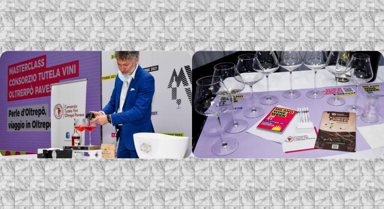 Milano Wine Week: ancora una masterclass d'Oltrepò a Palazzo Bovara
