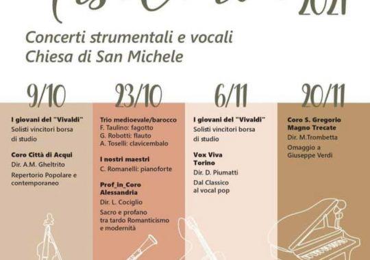 """Il 23 ottobre i """"Prof in Coro"""" in concerto nella Chiesa Parrocchiale di San Michele"""