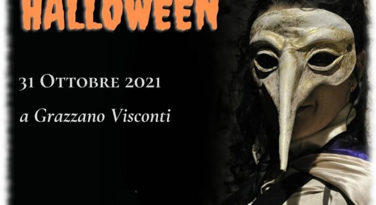 La Notte di Halloween 2021 a Grazzano Visconti