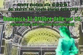 Il 31 ottobre Fantasmi e Misteri dei Palazzi di Alessandria
