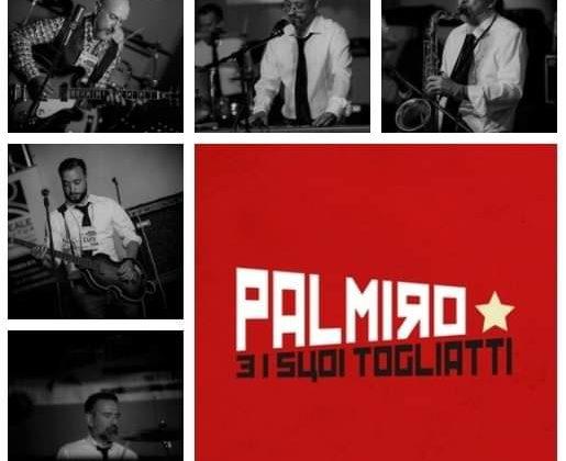 Palmiro e i suoi Togliatti live all'Isola Ritrovata
