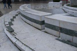 Rimozione ulivi in piazza Italia: Lucchini fa chiarezza sull'espianto delle polemiche