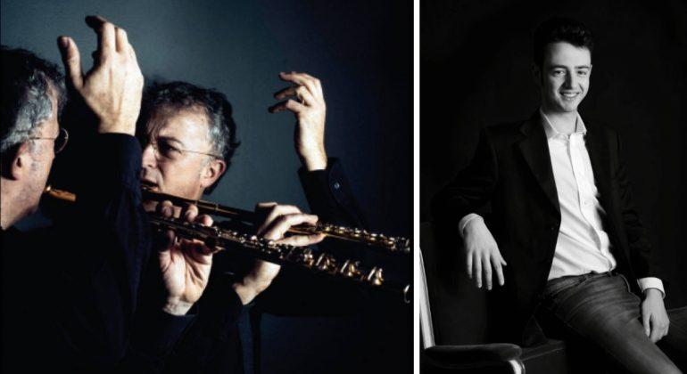 Vivaldi Flute Week: il 13 ottobre concerto di Vicens Prats e Umberto Ruboni