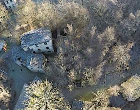 Rovaiolo Vecchio, il paese fantasma in provincia di Pavia