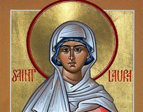 Il santo del giorno del 19 ottobre è Santa Laura di Cordova