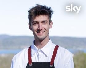 Lo chef casalese racconta la sua avventura all'Antonino Chef Academy