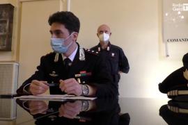 Rapina alla sala slot di via Marengo: la ricostruzione dei Carabinieri
