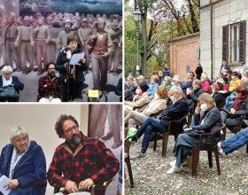 """""""Siamo fatti di terra"""": il dibattito in Piazza Quarto Stato a Volpedo"""
