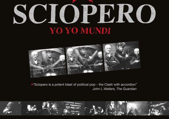 Yo Yo Mundi al Teatro Ariston con la sonorizzazione del film Sciopero